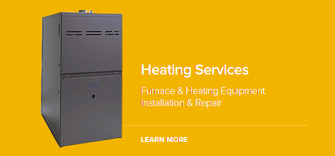 Heating Repair Services by AMPM
